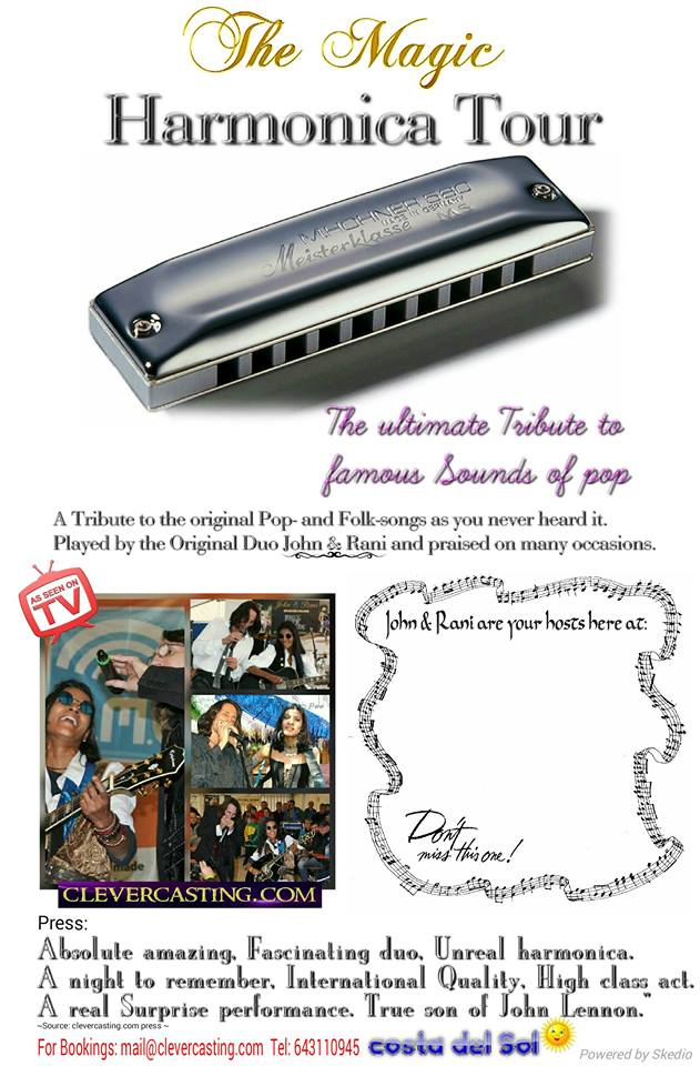 Magic Harmonica Tour